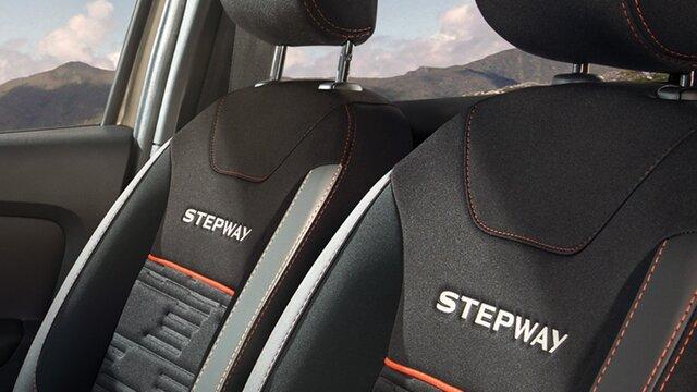 Renault stepway - Equipamiento
