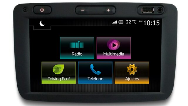 Sistemas multimedia a bordo