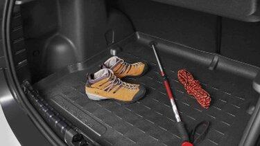 accesorios Renault DUSTER - Contenedor de plástico para cajuela