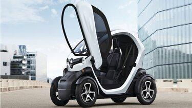 Renault twizy accesorios