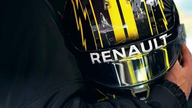 boutique renautl sport coleccion renault  f1 team