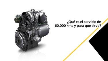 renault servicio 60000 km