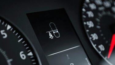 Alarma de cinturón de seguridad