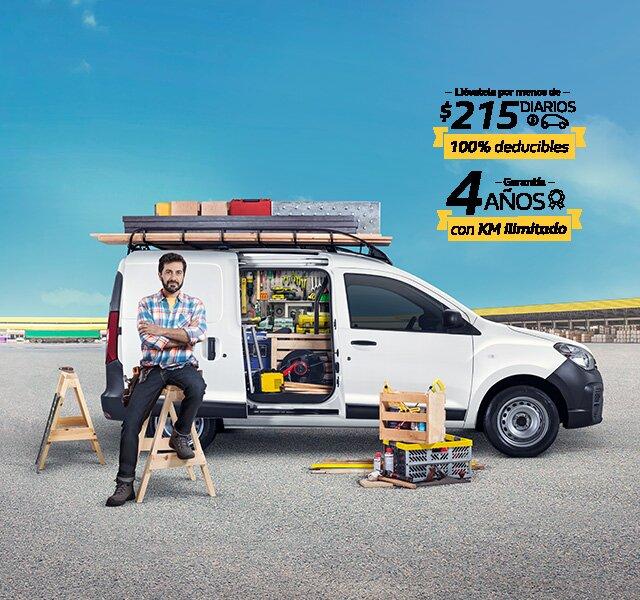 Renault KANGOO mantenimiento y garantia
