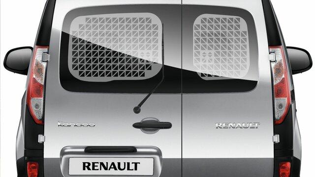 Renault KANGOO Z.E. Buitenkant achter