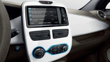 Renault navigatie- en multimediasysteem