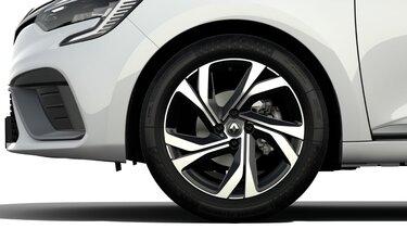 Renault Clio velgen wielen magny cours