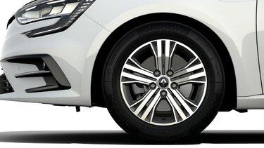 Renault Megane velgen wielen impulse