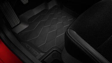 CLIO accessoirepakket mat