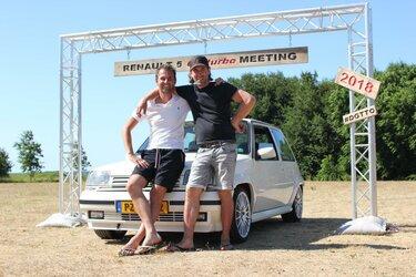 Renault 5 GT evenement