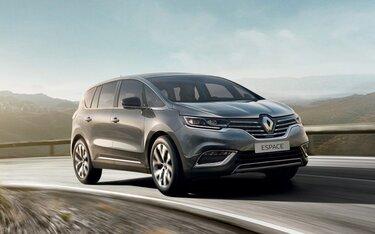 Renault Espace V vijfde generatie