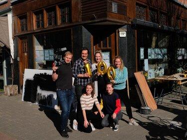 Renault Life uitzending crew