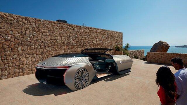 EZ trilogie Renault Concept Car