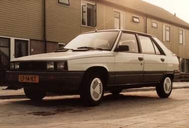 oude renault