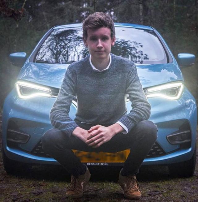 auto van de toekomst winnaar dutch design week 2019 arne bijsterbosch ZOE