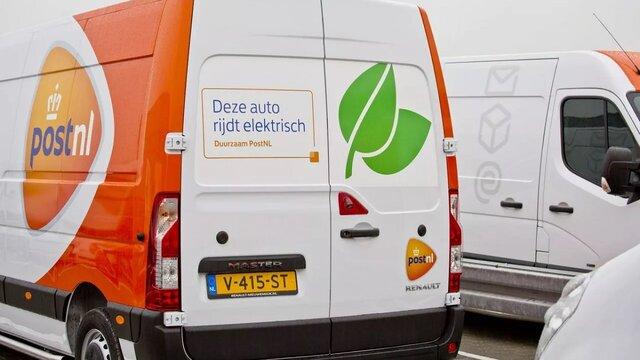 Elektrisch voor PostNL