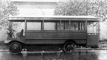 elektrische autobus renault