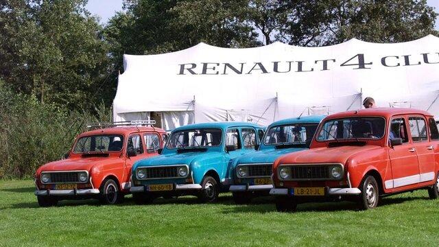Renault 4 fanclub