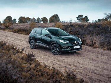 Renault KADJAR naar de Noordkaap