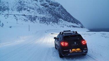 Met de Renault KADJAR naar de Noordkaap
