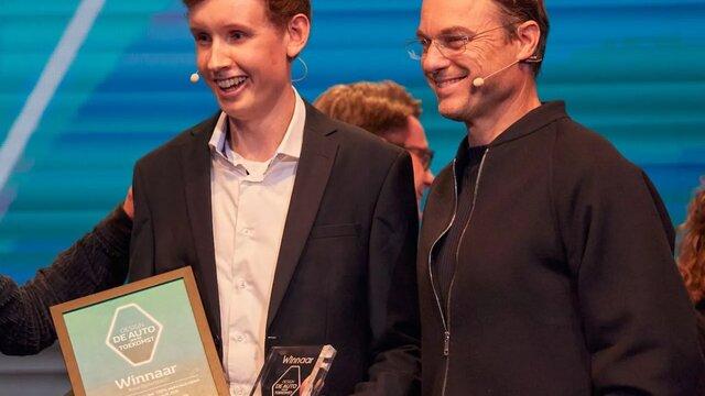 Dutch design week winnaar
