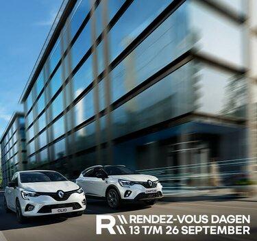 Renault Rendez-vous dagen