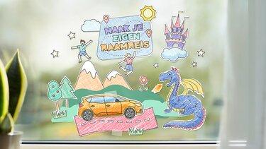 Renault Raamreis tekening