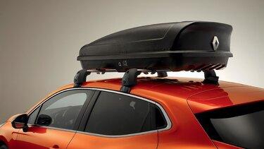 Set: Renault dakdragers en dakkoffer