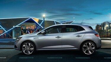 Renault megane design