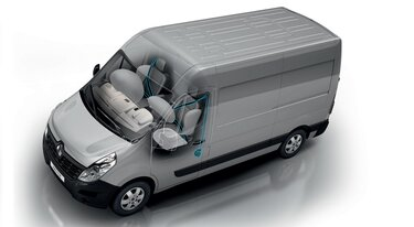 Renault MASTER Hill Start Assist