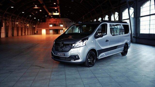 Voordeel op Renault TRAFIC