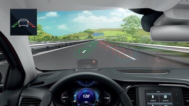 Lane Assist Lane Departure Warning