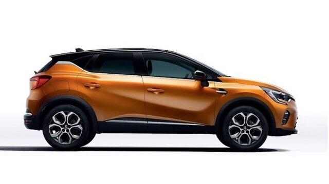 Renault Captur: hoge instap