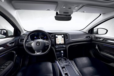 Renault MEGANE Business stuur dashboard interieur