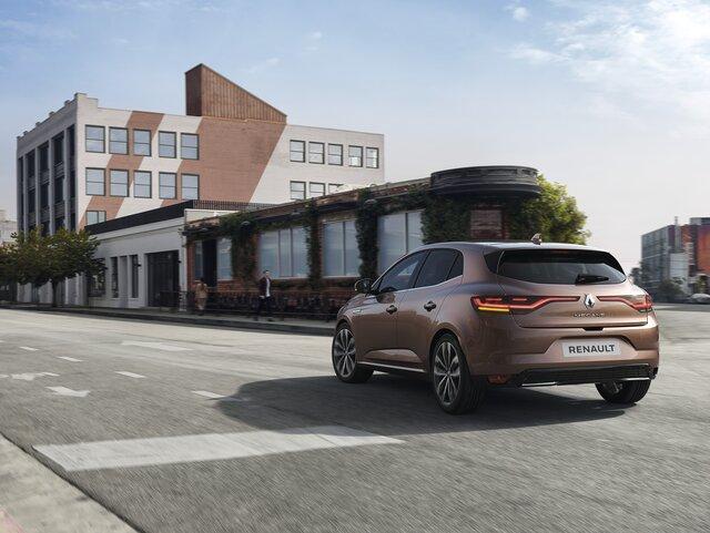 Renault MEGANE Bsiness