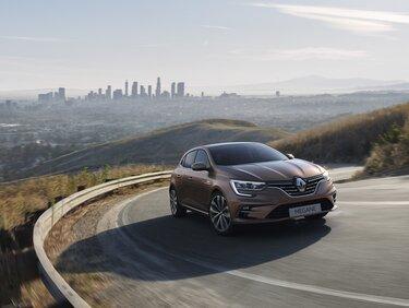 Renault MEGANE Business buitenkant