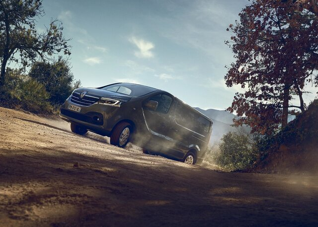 Renault TRAFIC Business - buitenkant