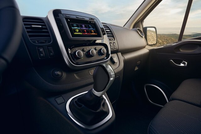 Renault TRAFIC Business transmissie