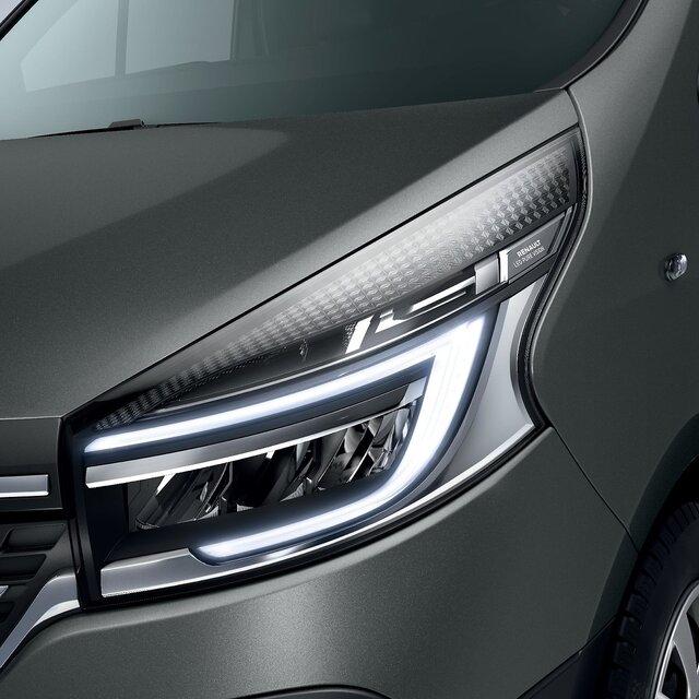 Renault TRAFIC Business voorlicht koplamp