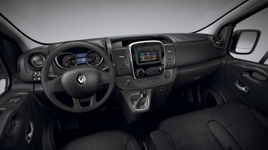 Renault TRAFIC Business dashboard