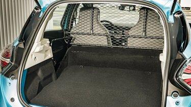 Renault ZOE Cargo Elektrisch bagagerek
