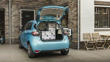 Renault ZOE Cargo Elektrisch