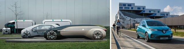 SYMBIOZ concept car