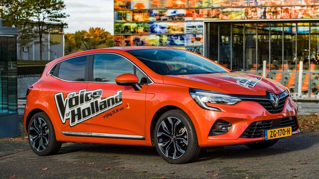 The voice of Holland Clio