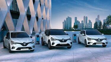 Renault E-TECH Hybrid en Plug-in Hybrid