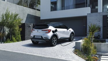 Nieuwe Renault CAPTUR Business Plug-in Hybrid