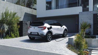 Nieuwe Renault CAPTUR Business Plug-in Hybrid