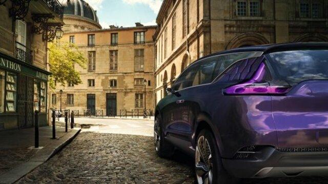 Initiale Paris concept car