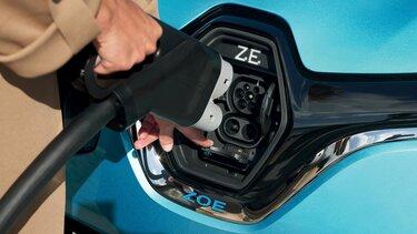 Renault koploper in elektrisch rijden