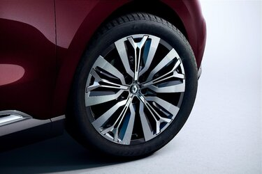 Renault ESPACE - Wielen